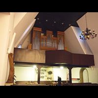 Berlin (Charlottenburg), Friedenskirche Westend, Orgelempore
