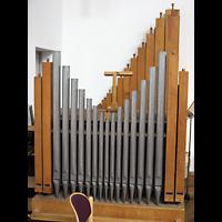 Berlin - Neukölln, Gemeindezentrum Rudow-West, Orgelprospekt