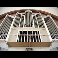 Berlin (Prenzlauer Berg), Gethsemane-Kirche (Positiv), Orgel