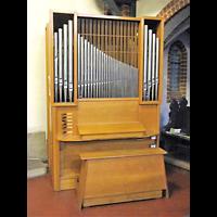 Berlin - Mitte, Golgathakirche (Hauptorgel), Kleine Orgel