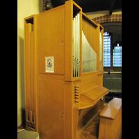 Berlin - Mitte, Golgathakirche (Hauptorgel), Kleine Orgel seitlich