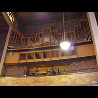 Berlin (Charlottenburg), Gustav-Adolf-Kirche, Orgelempore