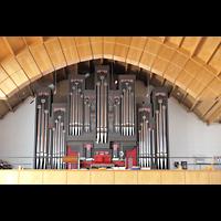 Berlin - Charlottenburg, Heilig-Geist-Kirche (Westend), Orgelempore