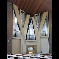 Berlin (Lichtenberg), Heilig-Kreuz-Kirche Hohenschönhausen, Orgel