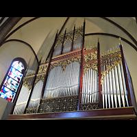 Berlin (Tiergarten), Heilig-Geist-Kirche Moabit, Orgel seitlich