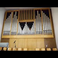 Berlin - Zehlendorf, Johanneskirche Schlachtensee, Orgel