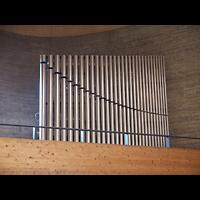 Berlin - Mitte, Kapelle der Versöhnung, Orgel