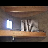 Berlin - Mitte, Kapelle der Versöhnung, Orgelempore