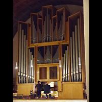 Berlin - Wedding, Kapernaumkirche, Orgel