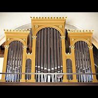 Berlin - Zehlendorf, Kirchen am Stölpchensee, Orgel