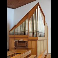 Berlin - Lichtenberg, Kath. Kirche zum Guten Hirten Friedrichsfelde, Orgel