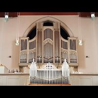 Berlin - Wilmersdorf, Kirche Zum Heiligen Kreuz (SELK), Orgel