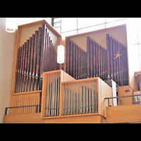Berlin - Zehlendorf, Kirche zur Heimat, Orgel