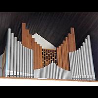 Berlin - Hellersdorf, Kreuzkirche Mahlsdorf, Orgel