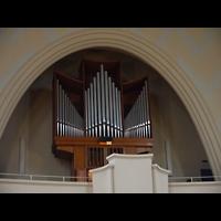 Berlin - Wilmersdorf, Kreuzkirche Schmargendorf, Orgel