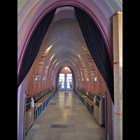 Berlin - Wilmersdorf, Kreuzkirche Schmargendorf, Eingangsbereich