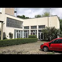 Berlin - Schöneberg, Luther-Kirchsaal, Außenansicht der Kirche