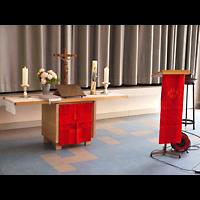Berlin - Schöneberg, Luther-Kirchsaal, Altarraum