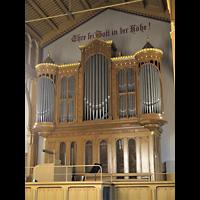 Berlin - Neukölln, Magdalenenkirche, Orgel