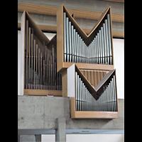 Berlin - Charlottenburg, Maria Regina Martyrum, Orgel