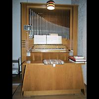 Berlin - Treptow, Maria-Hilf-Kirche Altglienicke, Orgel