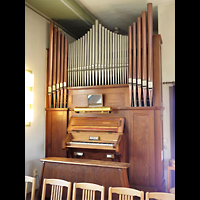 Berlin - Köpenick, Marin-Luther-Kapelle, Orgel