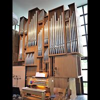 Berlin - Neukölln, Martin-Luther-King-Kirche, Orgel