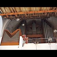 Berlin - Neukölln, Martin-Luther-Kirche, Orgel