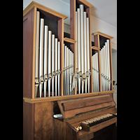 Berlin - Kreuzberg, Melanchthonkirche (Voss-Orgel), Voss-Orgel