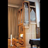 Berlin - Kreuzberg, Melanchthonkirche (Voss-Orgel), Noeske-Orgel
