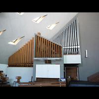 Berlin - Charlottenburg, Neu-Westend-Kirche, Orgel