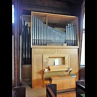 Berlin - Friedrichshain, Offenbarungskirche, Orgel