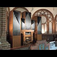 Berlin - Kreuzberg, Passionskirche, Orgel