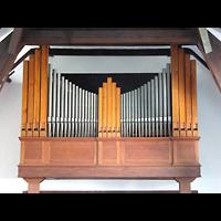 Berlin - Treptow, Paul-Gerhardt-Gemeindezentrum Bohnsdorf, Orgel