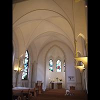 Berlin - Wedding, Paul-Gerhardt Stift, Kapelle, Altarraum