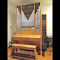 Berlin - Neukölln, Pauluskirche (SELK), Orgel