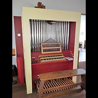 Berlin - Neukölln, Philipp-Melanchthon-Kapelle, Orgel