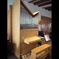 Berlin - Neukölln, Philipp-Melanchthon-Kapelle, Ehemalige Walcker-Orgel