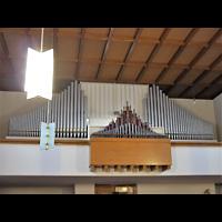 Berlin - Wilmersdorf, Salvatorkirche Schmargendorf, Orgel
