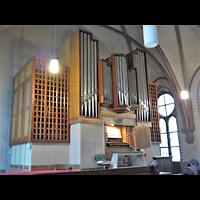 Berlin - Friedrichshain, Samariterkirche, Orgel seitlich