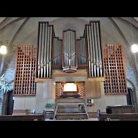 Berlin - Friedrichshain, Samariterkirche, Orgel