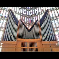 Berlin - Charlottenburg, St. Albertus Magnus, Orgel