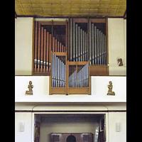 Berlin - Friedrichshain, St. Antonius, Orgel
