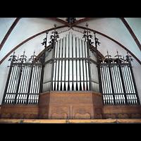 Berlin - Lichtenberg, St. Antonius und St. Shenouda Kirche (koptisch), ehem. Glaubenskirche, Orgel
