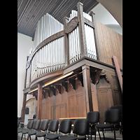Berlin - Kreuzberg, St. Clemens Exerzitienzentrum, Orgel seitlich
