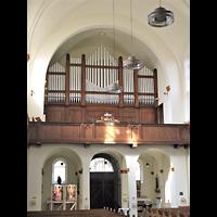 Berlin - Neukölln, St. Eduard, Orgelempore
