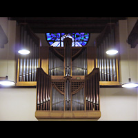 Berlin - Köpenick, St. Franziskus Friedrichshagen, Orgel