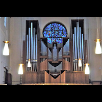 Berlin (Kreuzberg), St. Jacobi, Luisenstadt (Hauptorgel), Orgel