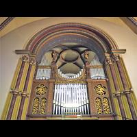 Berlin - Neukölln, St.-Johannes-Basilika, Orgel