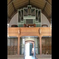 Berlin - Köpenick, St. Josef, Orgelempore